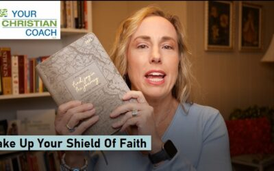 Take up your shield of faith