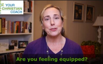 Are you feeling equipped?