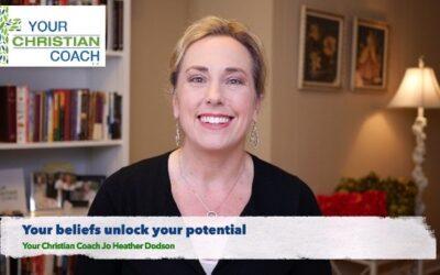 Your beliefs unlock your potential