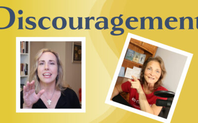 A deeper look at discouragement and what to do about it