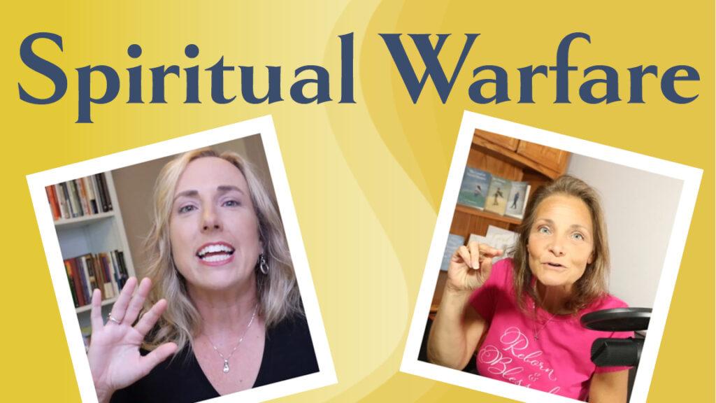 Spiritual Warfare podcast