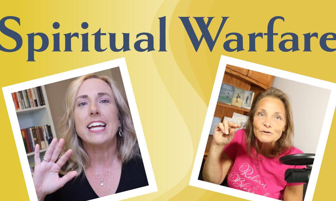 Spiritual Warfare, Christian Living podcast episode 25